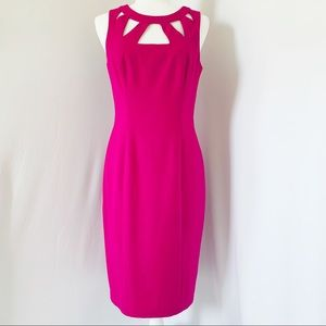 Cutout Bodycon Midi Dress